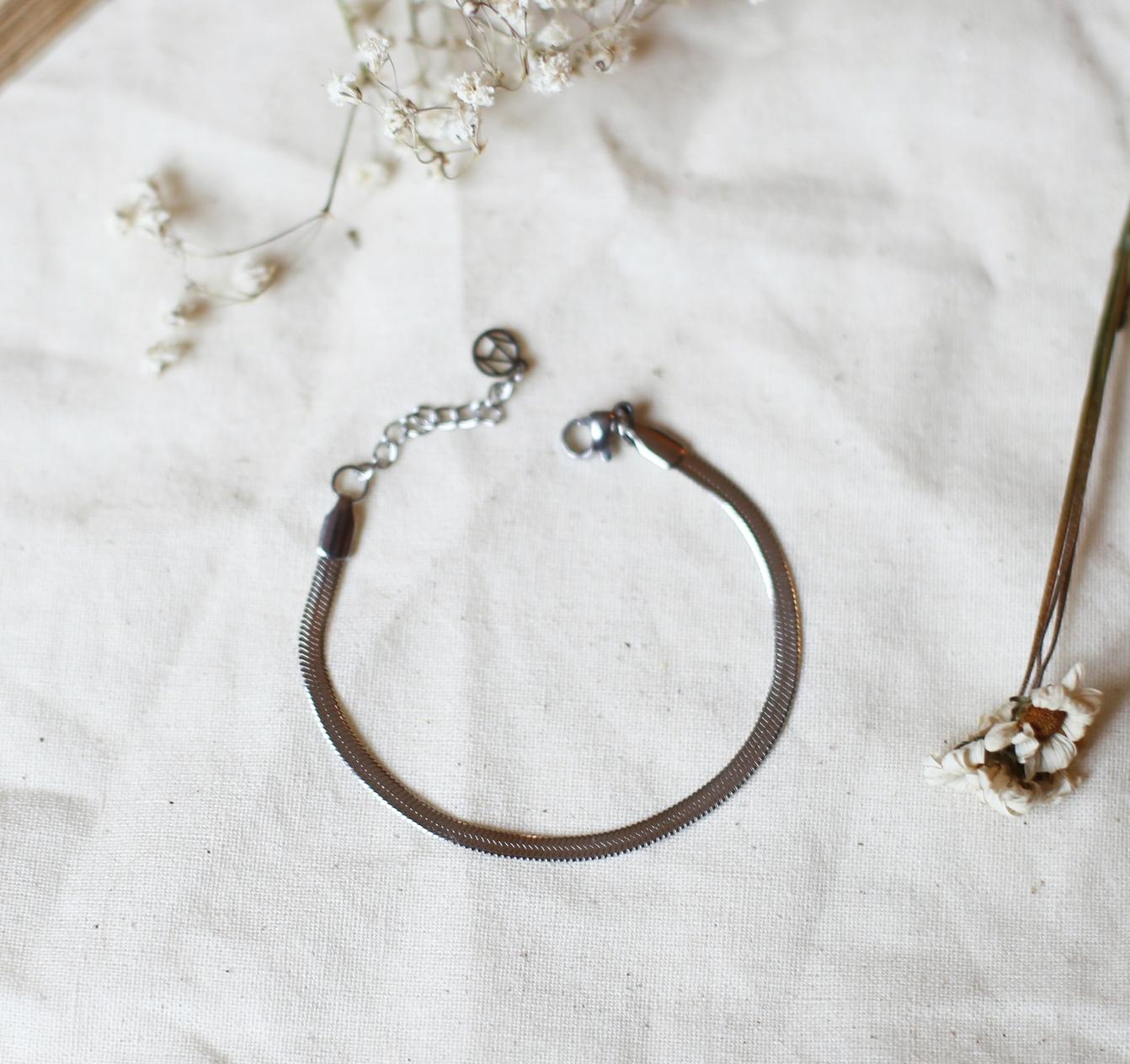 Bracelet Skala - Argenté
