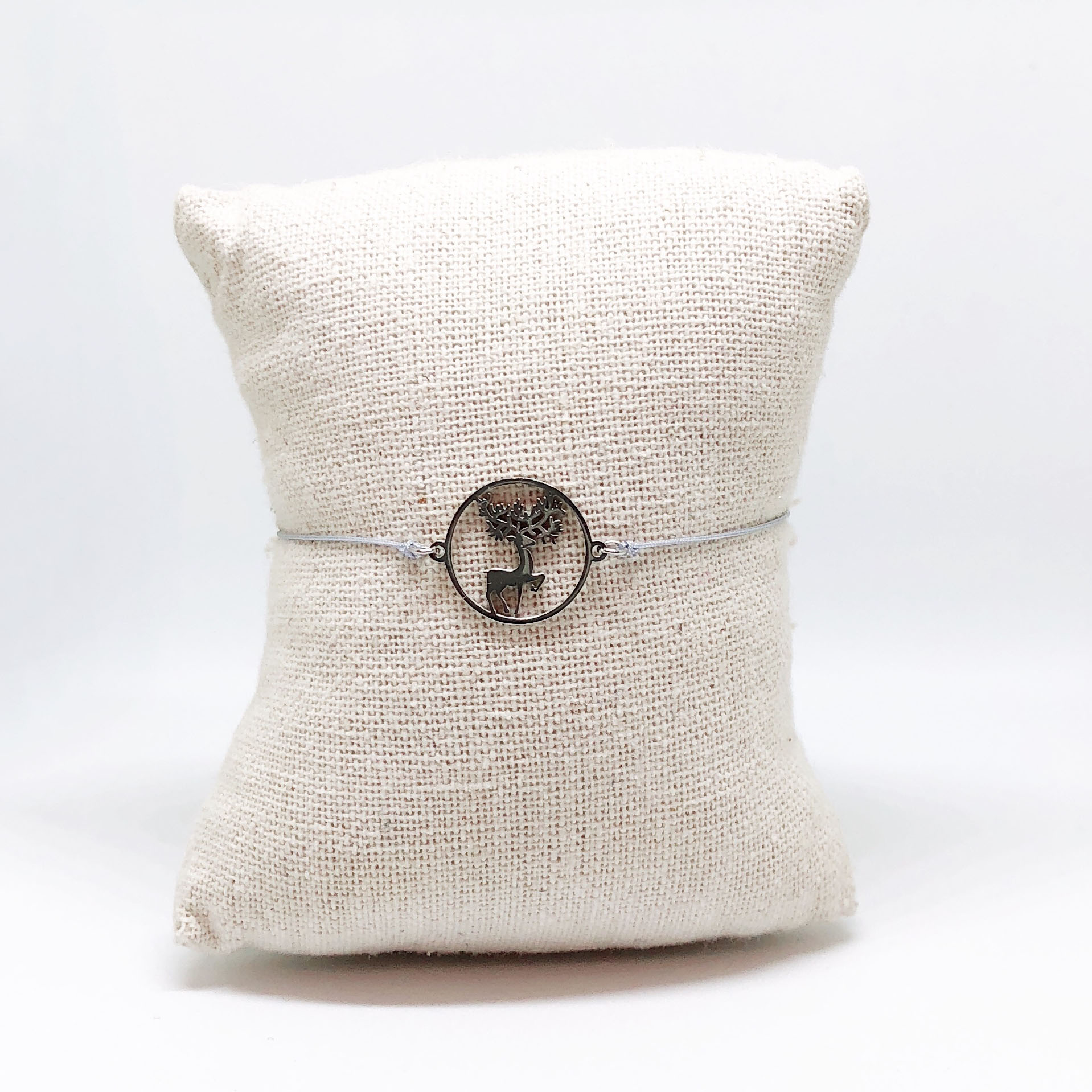 Bracelet Santa - Argenté