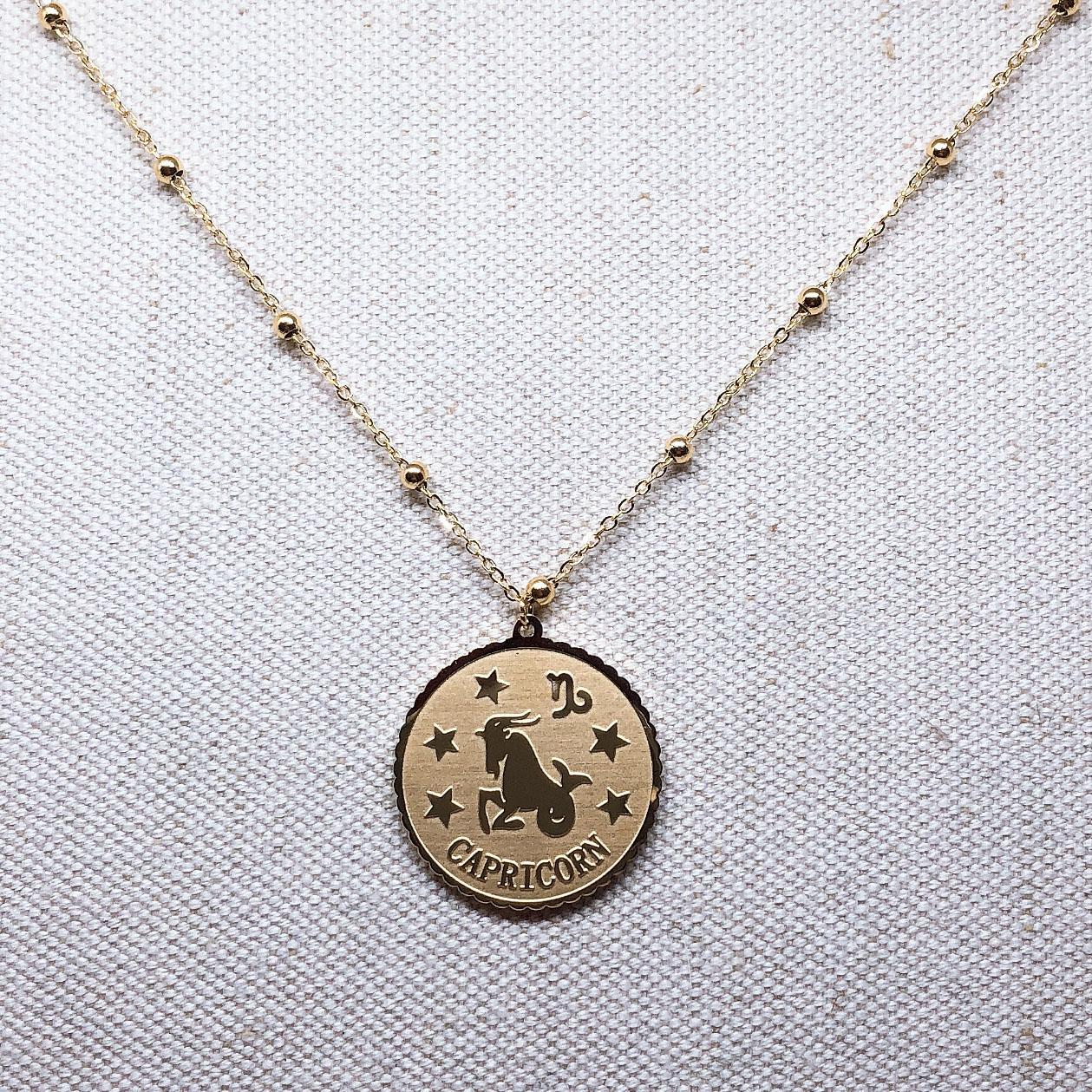 collier-femme-or-capricorne
