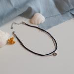bracelet-collier-argent-valentine-bleu-marine-1