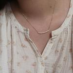 collier-femme-acier-or-porte-christine