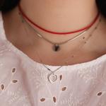 collier-femme-acier-argent-coeur-tiphaine-2