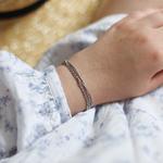 bracelet-femme-acier-argent-porte-roxane