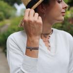 bijou-bracelet-porte-valentine-marron-glace-argent