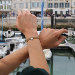 bijou-bracelet-porte-valentine-miel-argent