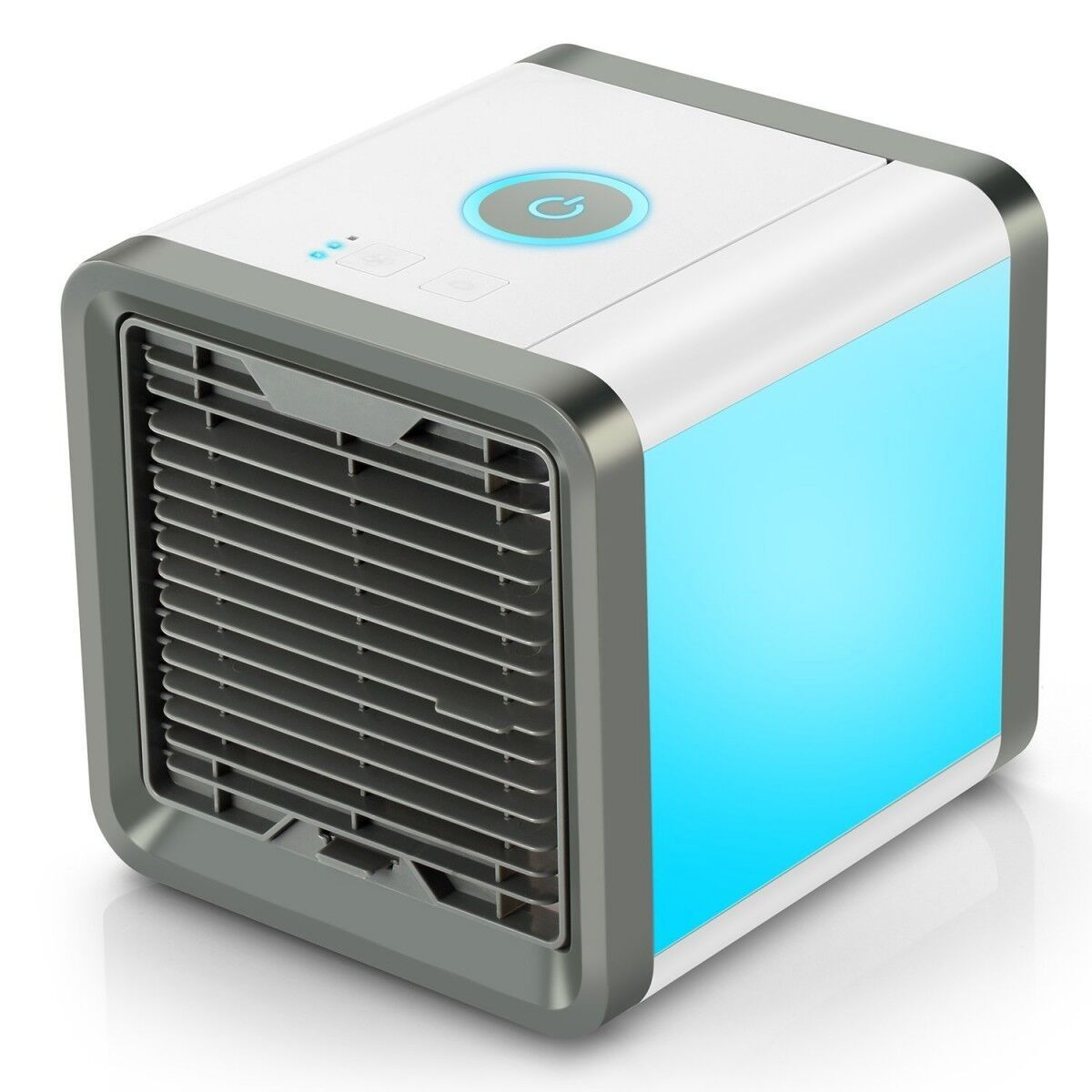 Mini climatiseur 3 en 1 Purificateur et Humidificateur d\'air