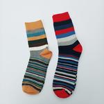 chaussettes-colorées