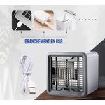 mini climatiseur bureau usb