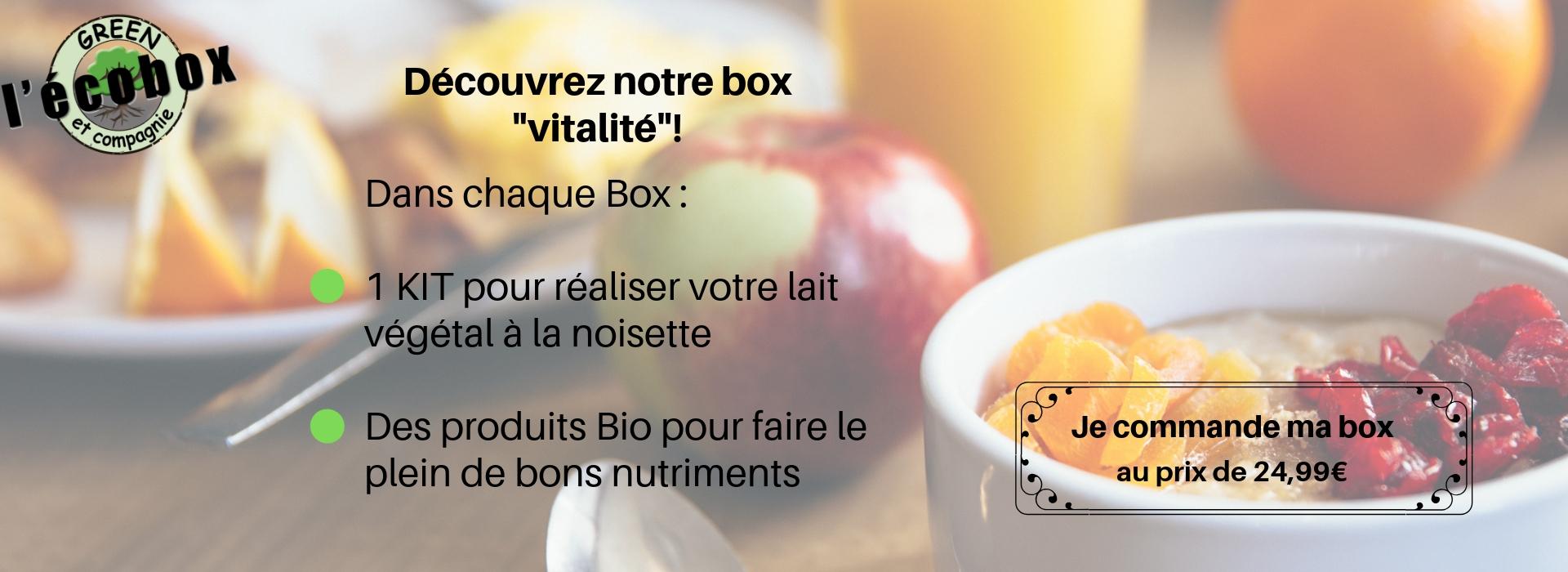 Ecobox vitalité
