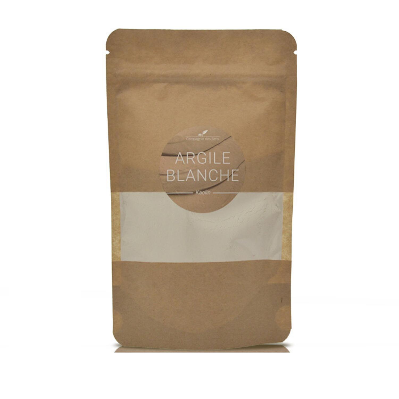 Argile blanche en poudre - 100g