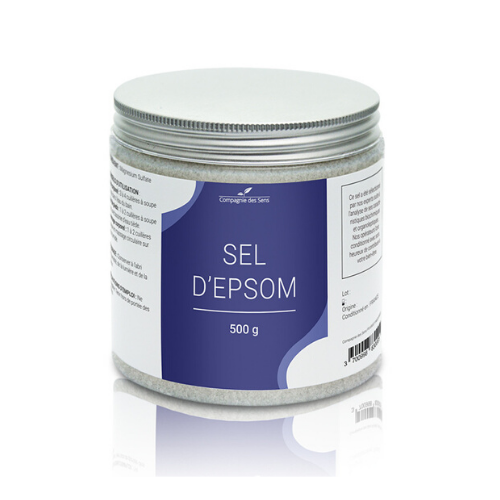 Sel d\'Epsom naturel 500g