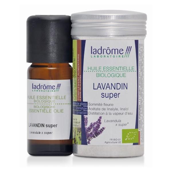 Huile essentielle Bio Lavandin Super 10 ml