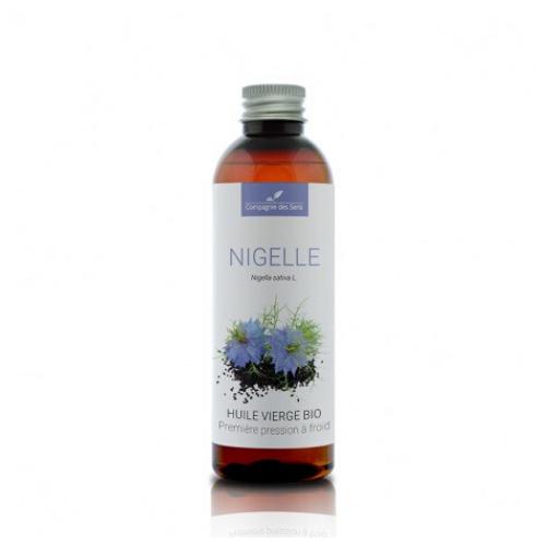 Huile végétale de Nigelle Bio | 100 ml