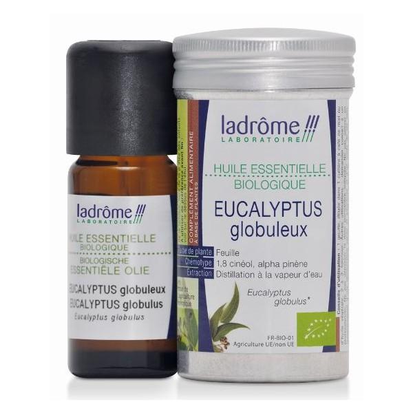 Huile essentielle Bio Eucalyptus Globulus 10 ml