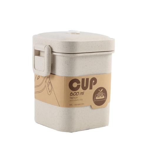 Bento Cup en fibre blé