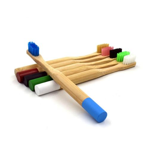 Brosse à dents enfant en bambou