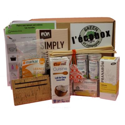 L'Ecobox savon naturel - Kit complet