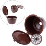 Les capsules remplissables pour le café dolce gusto
