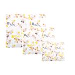 Le bee wrap clogique et zéro déchet pour vos plats
