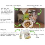 Le kit pour faire son lait végétal bio
