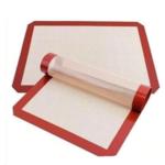 feuille de cuisson réutilisable en silicone