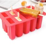 moule à glaces popsicles réutilisable