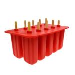 moule à glaces réutilisable 10 unités