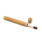 Etui brosse à dents en bambou pour voyage