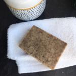 savon artisanal bio exfoliant pour le corps