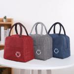 sac réutilisable pour repas