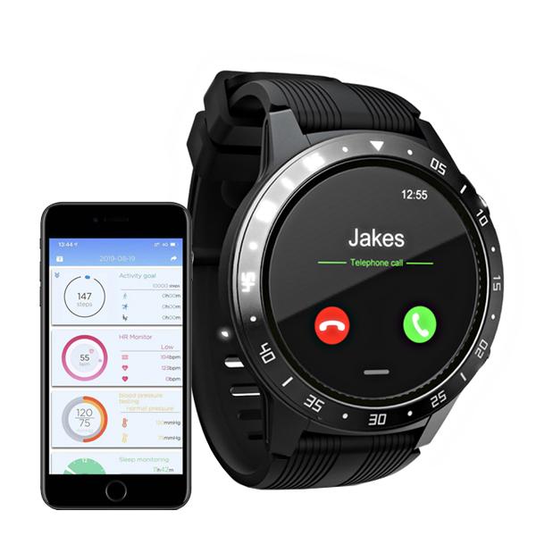 MOKA-SMT | Montre GPS pour le sport