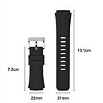 Bracelet de rechange MOKA-SMT dimensions 2