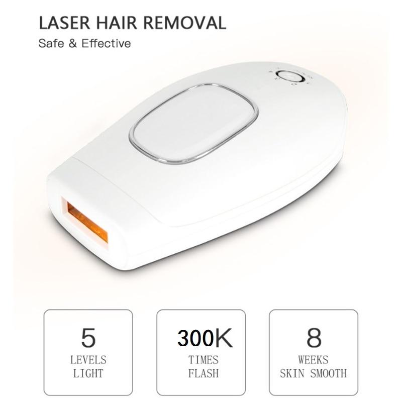 Épilateur Professionnel laser flash 3000 épilation définitive