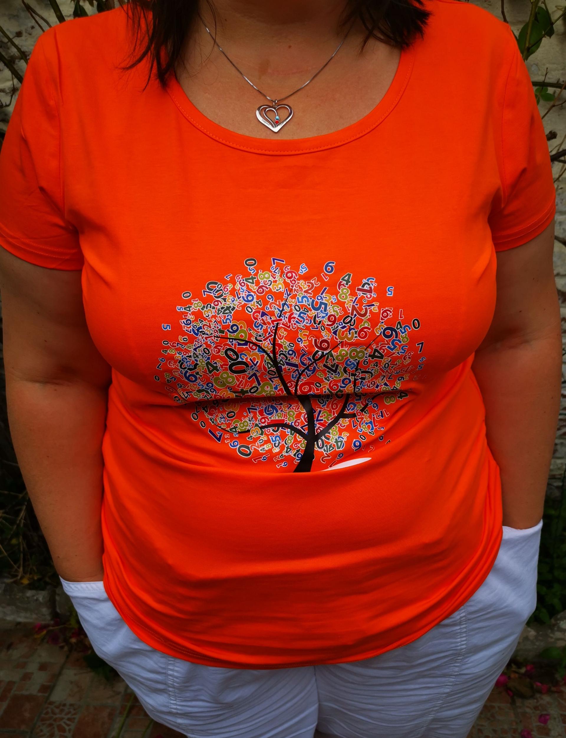 T-shirt harakaju grande taille du M au 6XL