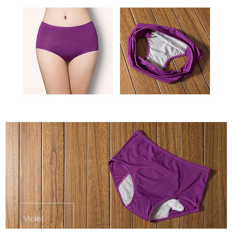 La culotte menstruelle grande taille du L au 5XL