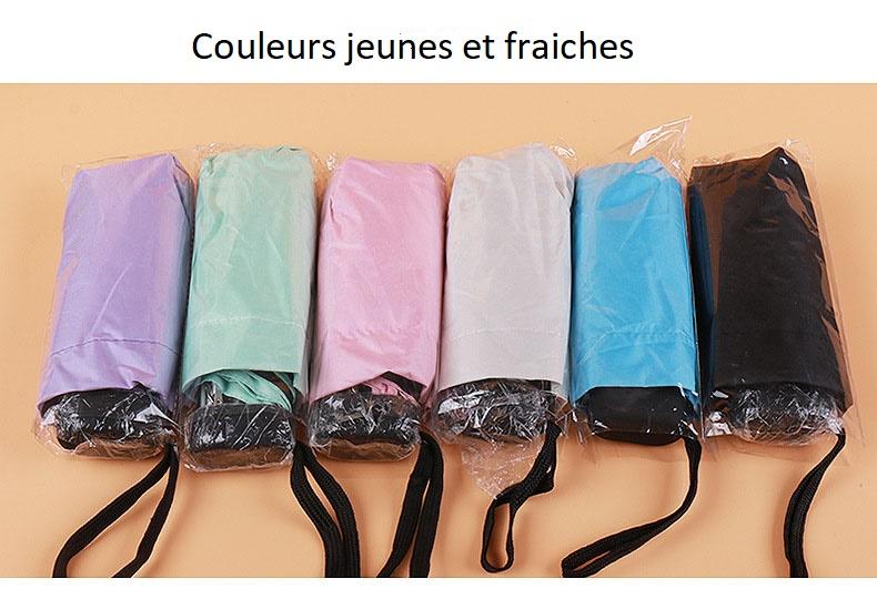 Mni parapluie pour pochettes