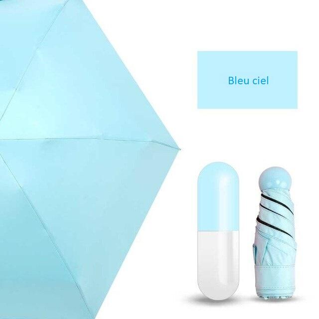 mini parapluie en capsule 4