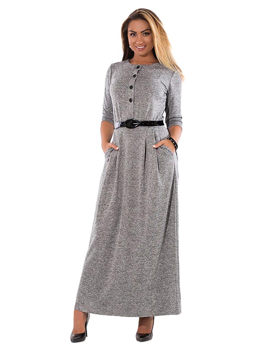 robe grande taille d'automne manche longue