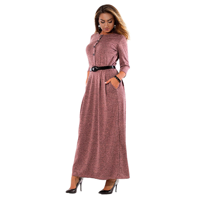 robe d'automne grande taille