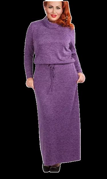robe grande taille boheme