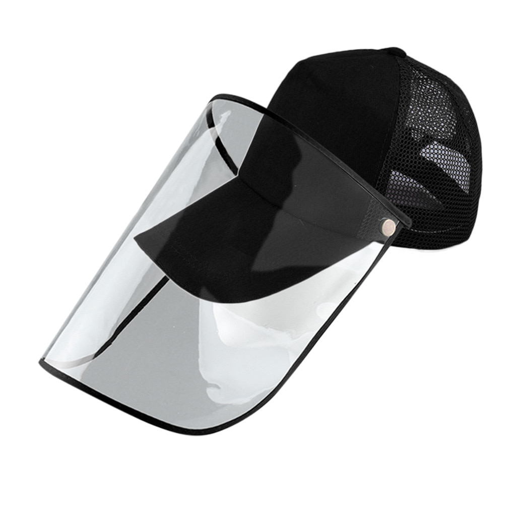 Casquettes de protection anti-postillons et anti poussières