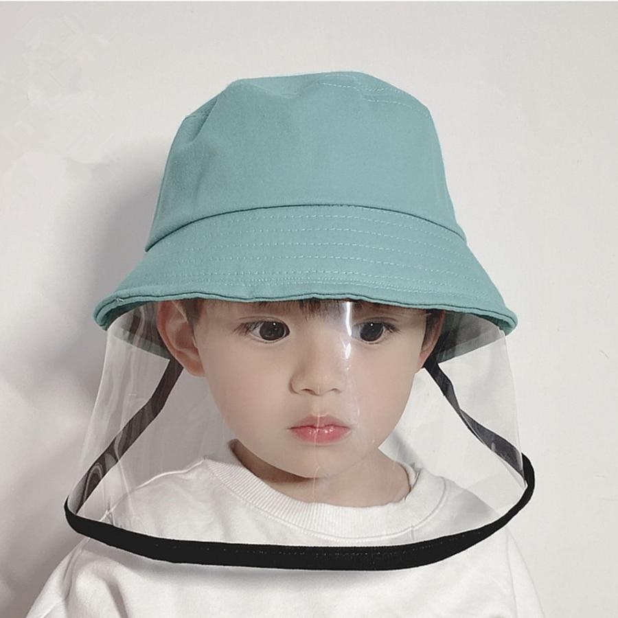 Chapeau avec protection pour enfants de 1 a 4 ans