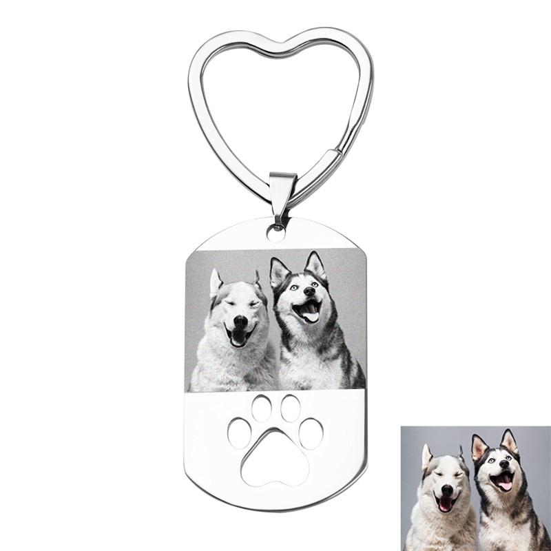 porte clés personalisé avec votre photo