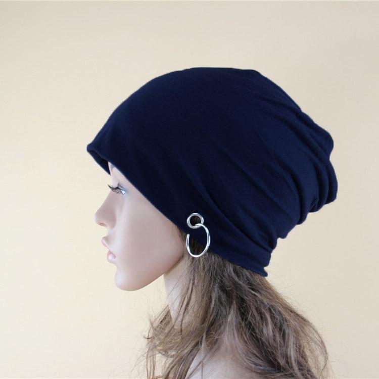 Bonnet a la mode nouvelles vagues
