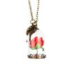 Collier-belle-et-b-te-populaire-Rose-en-Terrarium-pendentif-pour-dames-saint-valentin-cadeau-surpris