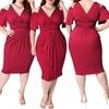 plus-size-dresses-for-women-4xl-5xl-6xl-Womens-Prom-Gown-Cold-Shoulder-Woman-Sheath-Dress