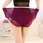 Grande-taille-taille-haute-culotte-pour-femmes-sous-v-tements-dames-grande-taille-slips-grande-taille