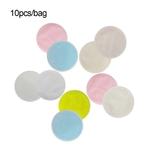 8-12-16-pi-ces-R-utilisable-Coton-Tampons-Maquillage-Visage-D-capant-2-couche-D