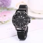 Mode-nouveau-Style-vider-disque-rotatif-montre-aimant-Douyin-vente-chaude-Fortunes-montre-femmes