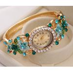 MINHIN-marque-de-luxe-Bracelet-montre-dames-cristal-fleur-Bracelet-femmes-belle-robe-cadeau-montre-Quartz